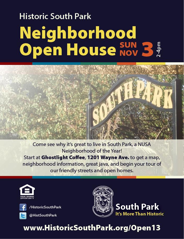Neighborhood Open House