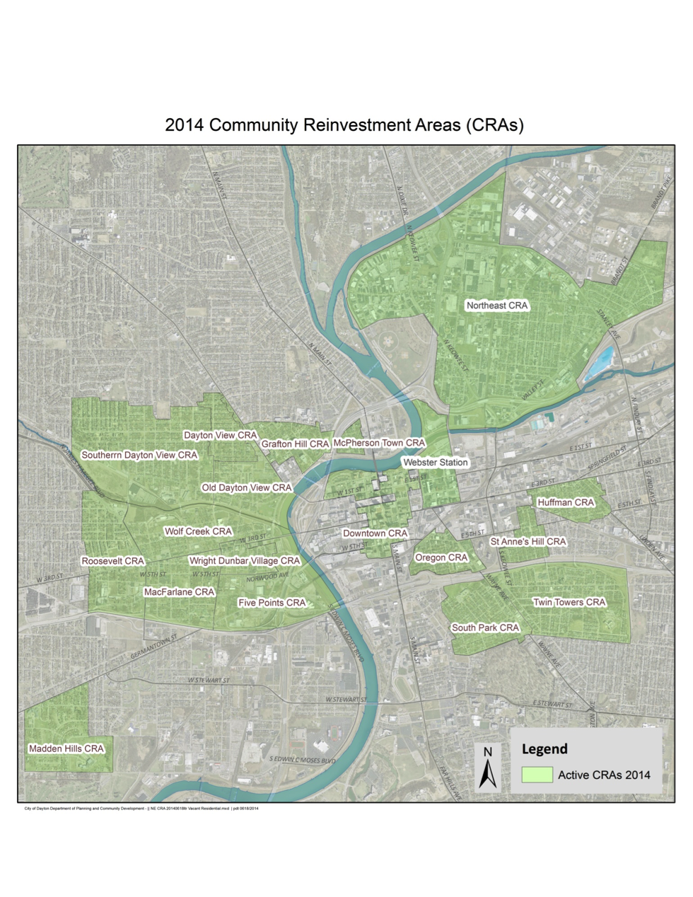 More information about Dayton Community Reinvestment Areas